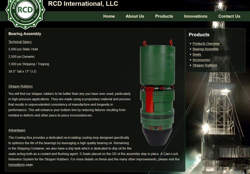 Rcd International Ao Design