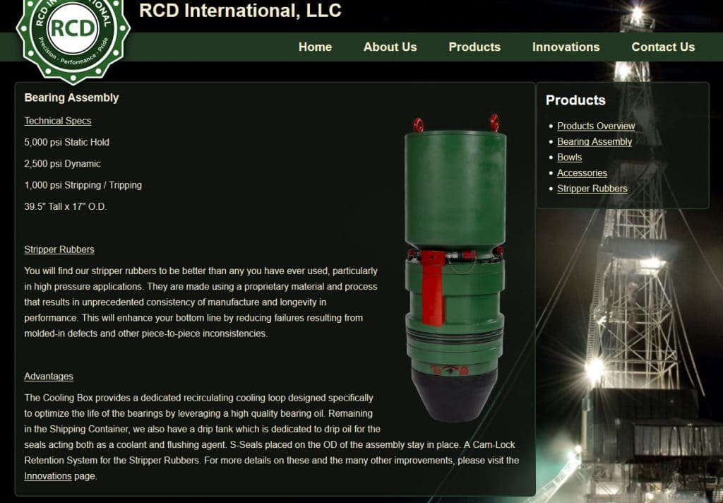 RCD International - AO Design
